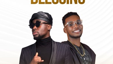 Photo of Audio: Blessing by Teephlow feat. Victor AD