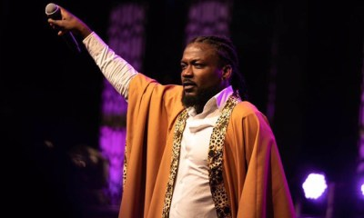Samini saves the 2019 VGMA with historic performance