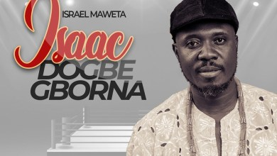 Isaac Dogboe (Neho) by Israel Maweta
