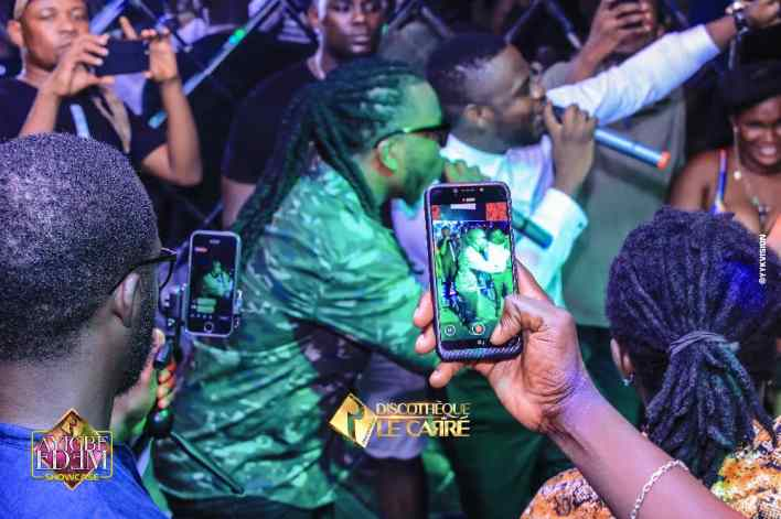Photos: TheEdem Take Over begins with fans flooding the streets of Togo