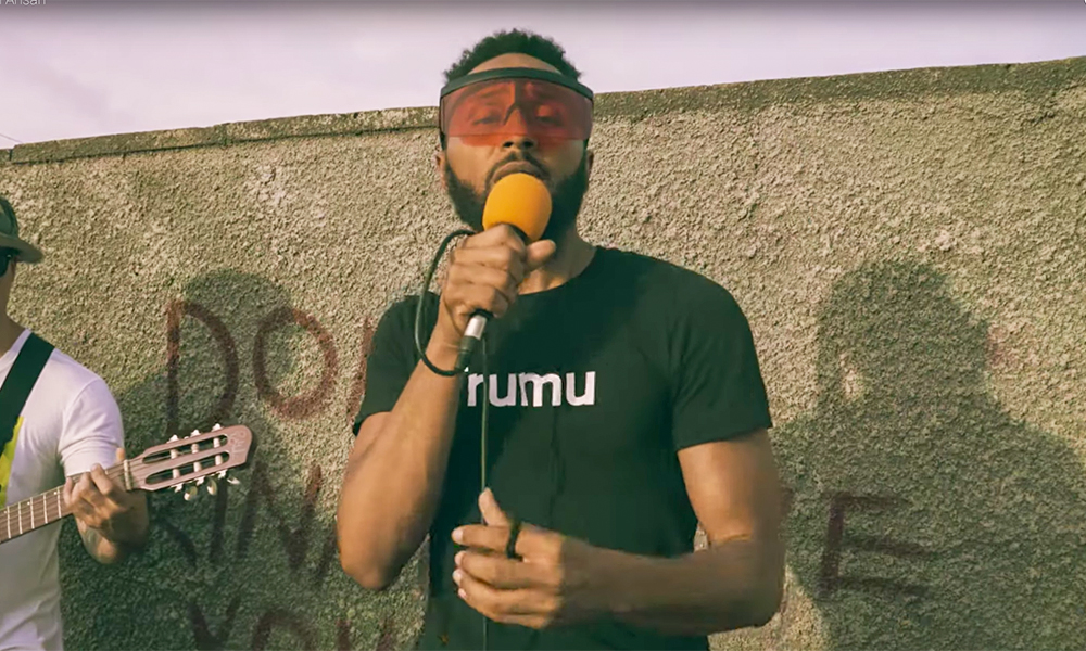 Your Toto by Wanlov the Kubolor feat. Ryan Ansah