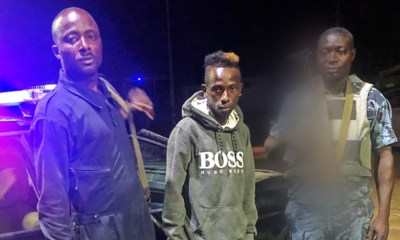 Patapaa thanks Ghana Police for timely recsue