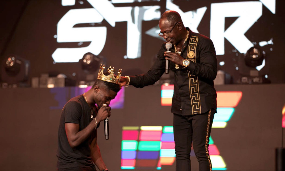 Amakye Dede's manager clarifies Highlife crown fuss