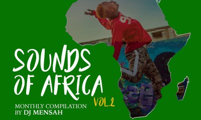 DJ Mensah drops February jam: Sounds from Africa Vol.2