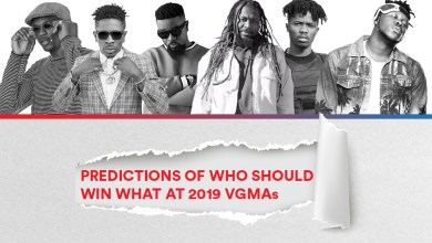 Photo of VGMA 2019: Who will win and who could win