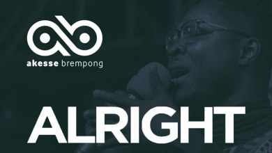 Photo of Akesse Brempong prophesies in new single release: Alright