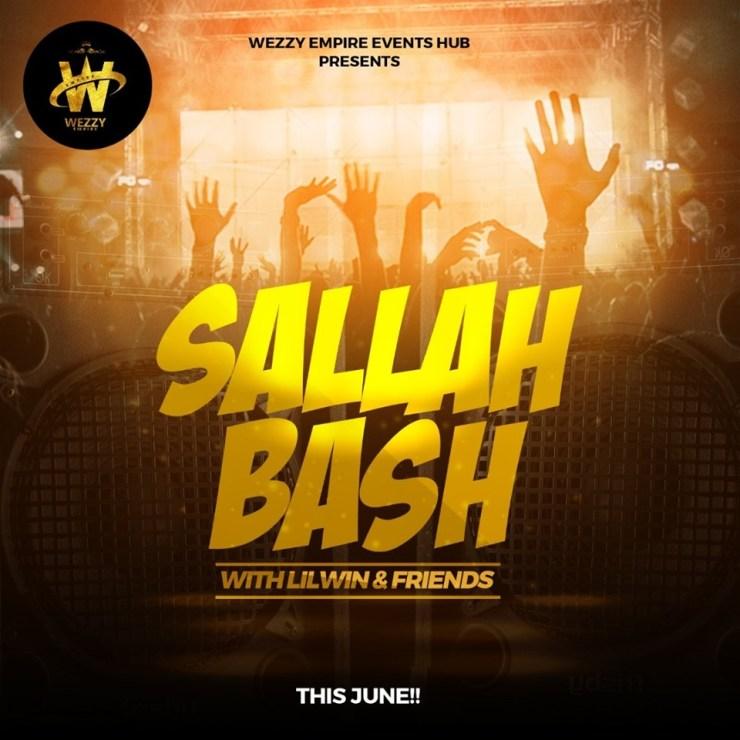 Kwadwo Nkansah LilWin readies for Sala Bash with Friends this June