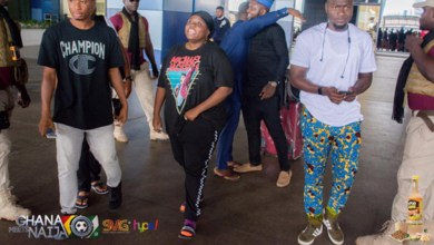 Photo of Teni, Wande Coal, others arrive for Ghana Meets Naija