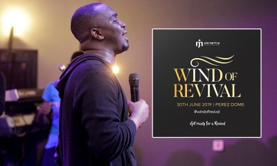 Joe Mettle to host 'Wind Of Revival' live recording
