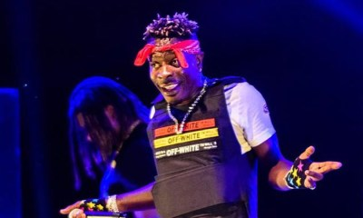 Shatta Wale truly reigns at Storm Reigns Concert