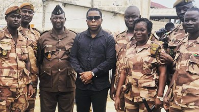 Photo of Edem sponsors 10 Toilet Facilities For Winneba Prison