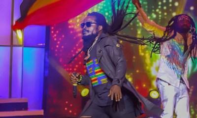 Ras Kuuku controls Reggae/Dancehall at Ghana Meets Naija