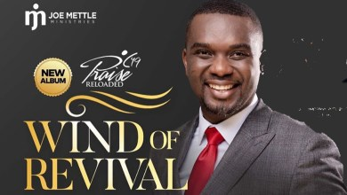 Photo of All set for Wind of Revival concert by Joe Mettle on June 30