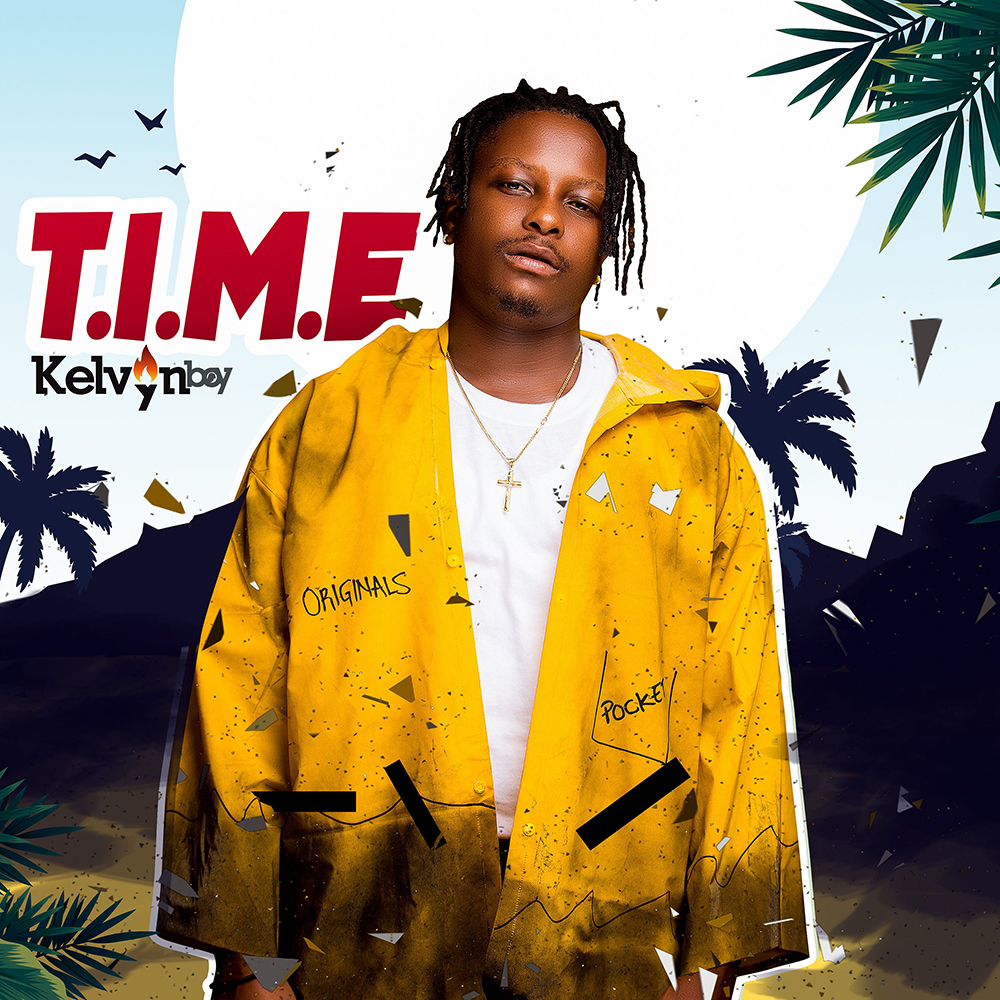 Time EP by Kelvyn Boy