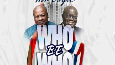 Photo of Audio: Who Is Who by Mr Logic