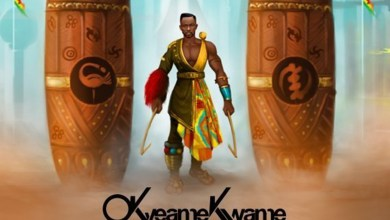 Photo of Album: Made In Ghana by Okyeame Kwame