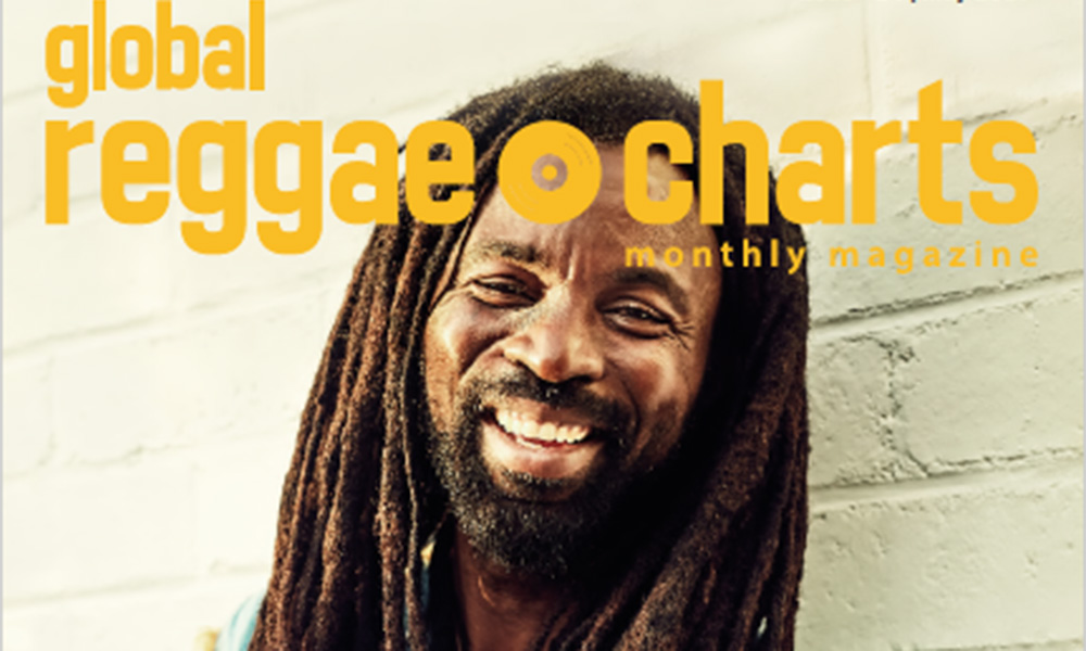 Global Reggae Charts' Artist Of The Month; Rocky Dawuni