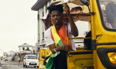 Elevate (Black Stars Anthem) by Kwesi Arthur
