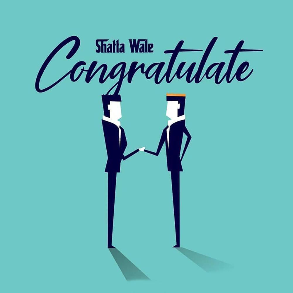 Congratulate by Shatta Wale