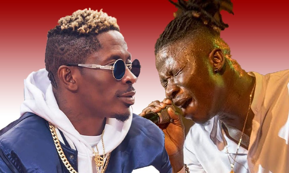We are yet to host a unity concert- Shatta Wale; Stonebwoy