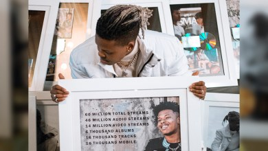 Photo of Nasty C achieves record success with his 'String and Bling' album