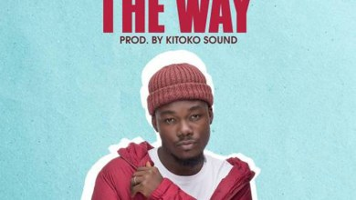 Photo of Lyrics: The Way by Camidoh