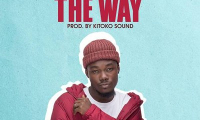 Lyrics: The Way by Camidoh