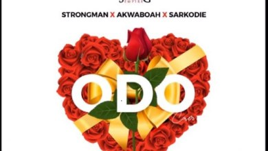 Photo of Audio: Odo (Cover) by Strongman, Akwaboah & Sarkodie