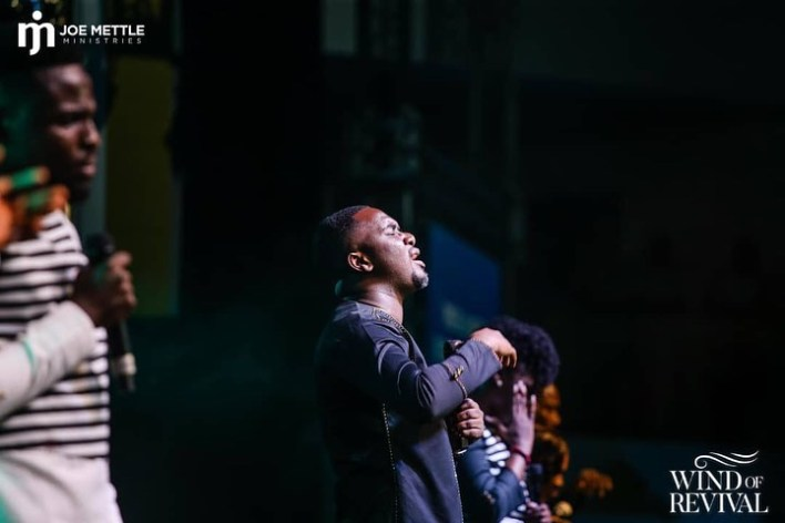 Event Review: Joe Mettle's Wind of Revival concert
