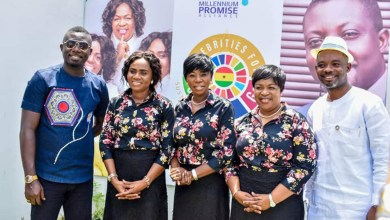 Photo of Daughters of Glorious Jesus sign ambassadorial deal