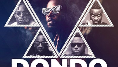 Photo of Audio: Dondo Remix by Kwaw Kese feat. Mr Eazi, Skonti, Medikal & Sarkodie