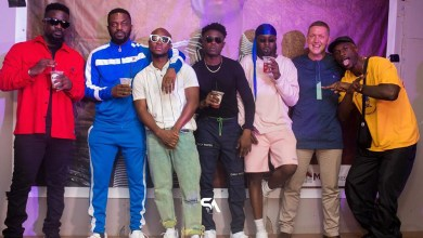 King Promise holds album listening session for 'As Promised'