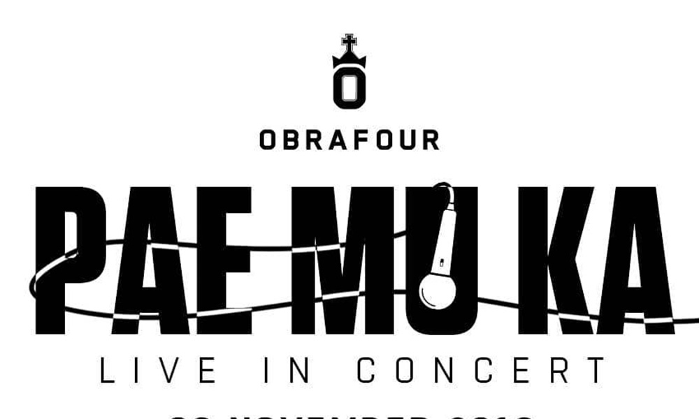 AICC to host Obrafour's Pae Mu Ka concert on November 9