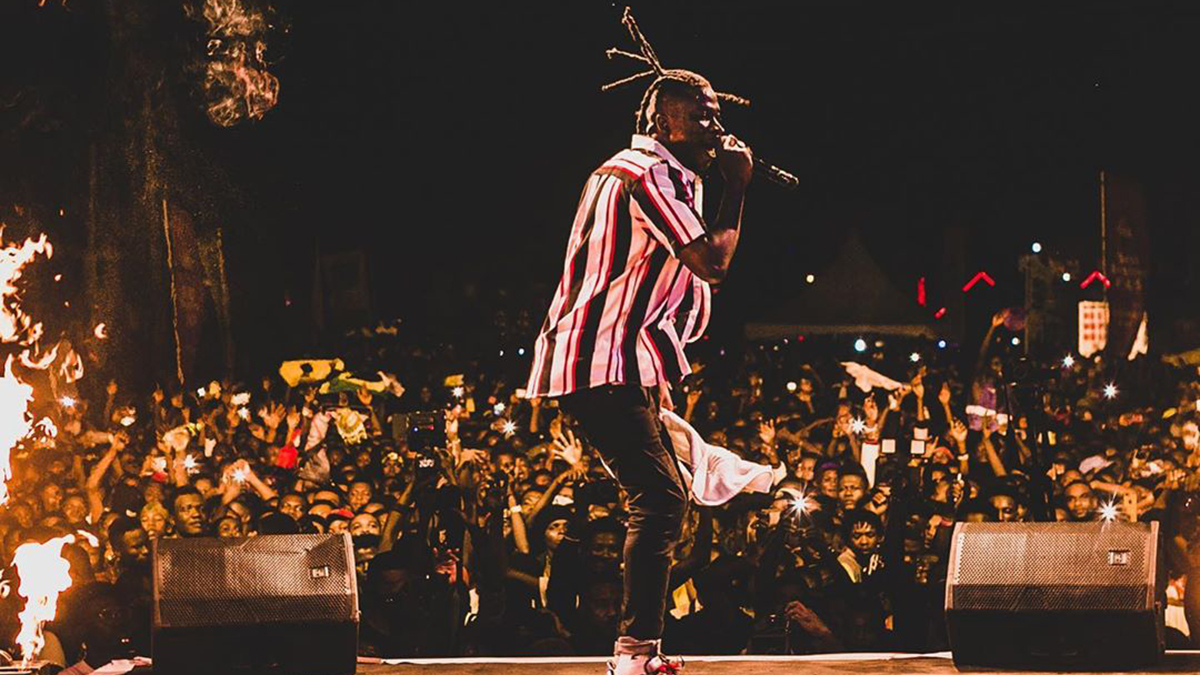 How your favourite artists rocked the July In Nungua festival
