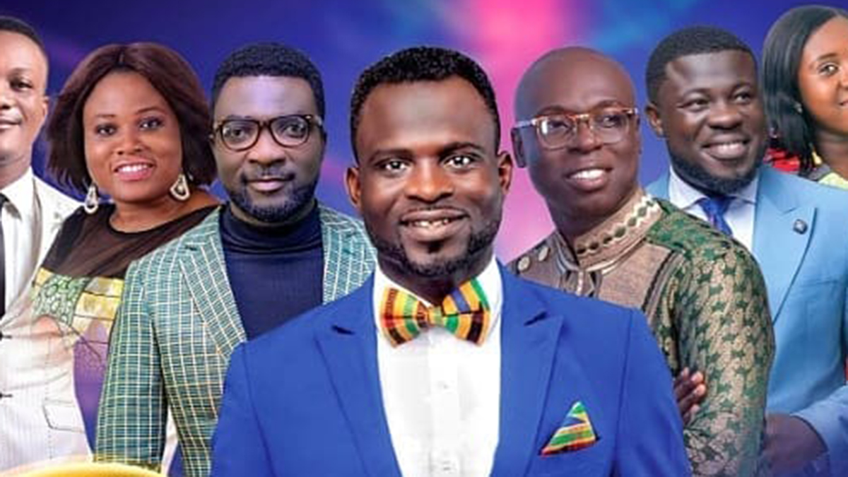 All set for Dynamic Praise 2019 with SK Frimpong