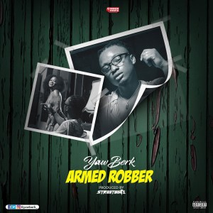 Armed Robber by Yaw Berk