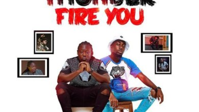 Photo of Audio: Thunder Fire You by Ephraim feat. TeePhlow