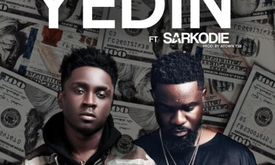 Yedin by Kweku Smoke feat. Sarkodie