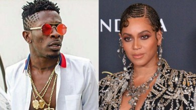 It's in; Beyoncé feat. Shatta Wale has been released