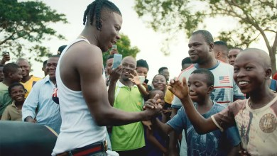Photo of Video: Tuff Seed by Stonebwoy