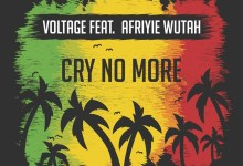 Cry No More by Voltage feat. Afriyie Wutah