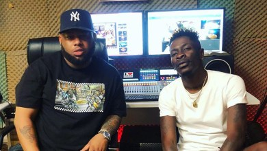 Photo of D-Black, Shatta Wale collaborating on a new banger