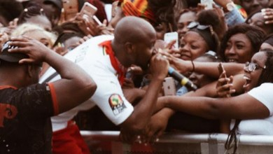 Photo of King Promise wows at Afro Nation Festival, Portugal