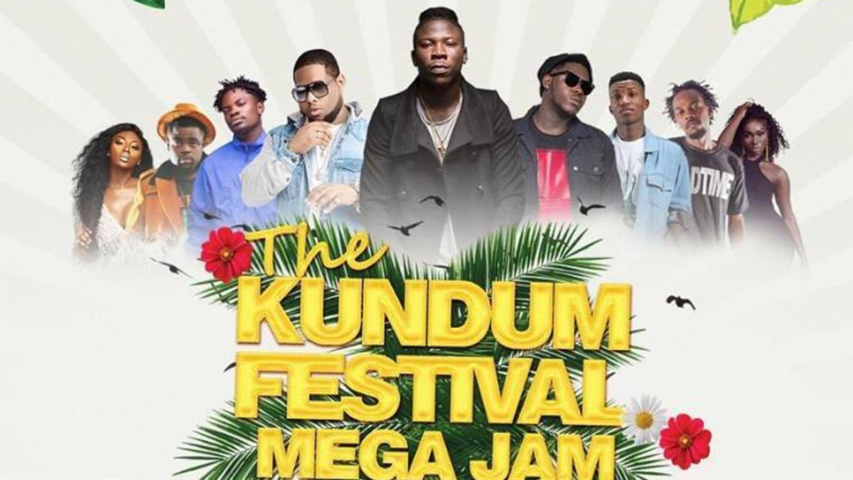 Stonebwoy headlines Kundum Festival Mega Jam Concert