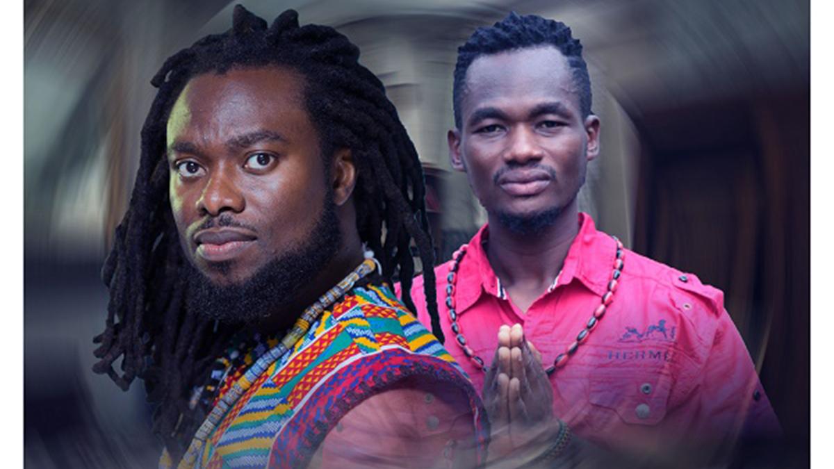 Kofi Mante hosts Ras Vudu on latest tune; Bre Bre Bre