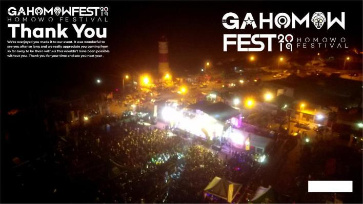 Photos: Ga Homowo Festival comes off successfully
