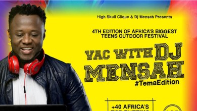 Photo of Sarkodie confirmed for Vac with DJ Mensah this Friday!