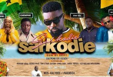Sarkodie, Chemphe, others ready for Korsah-Brown Karnival 2019