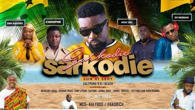 Photo of Sarkodie, Chemphe, others ready for Korsah-Brown Karnival 2019