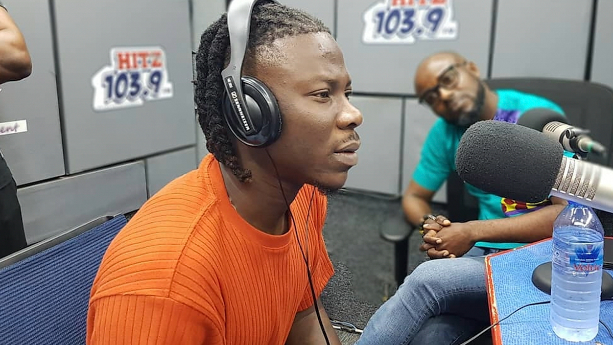 Stonebwoy pleads for support of our own acts